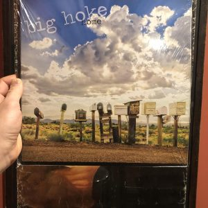 Big Hoke Home Vinyl Album Cover